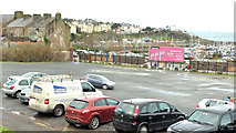 J5081 : Queen's Parade site, Bangor (2013-1) by Albert Bridge