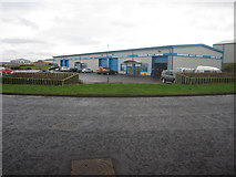 NT9955 : Businesses on Ramparts Business Park by Graham Robson