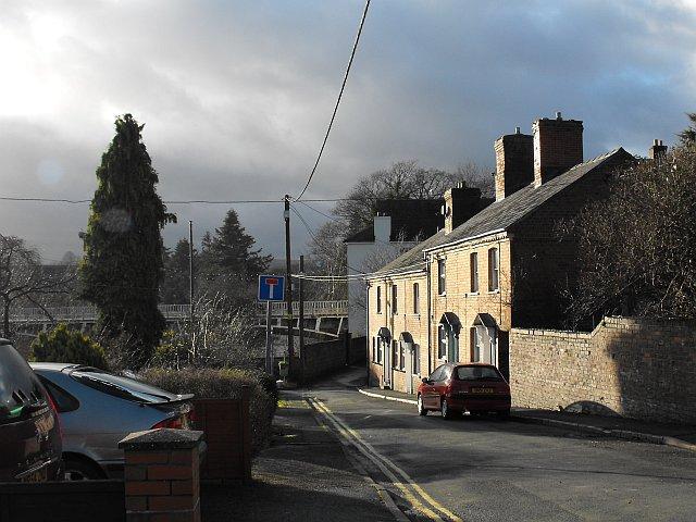 Severn Terrace, Frankwell Street