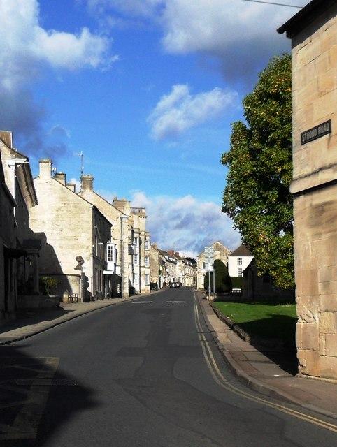 New Street, Painswick (2)