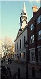 TQ3081 : Cosmo Place, Holborn WC1 by David Hallam-Jones
