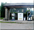SO3405 : Old-style fuel pumps near Chain Bridge by Jaggery