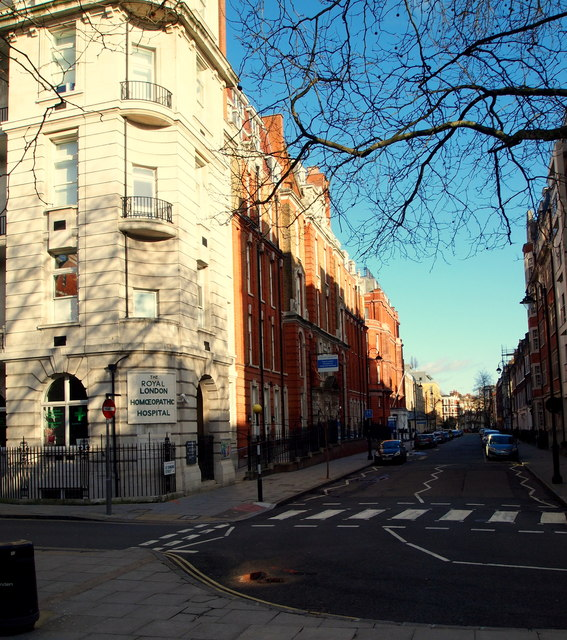 Great Ormond Street, WC1