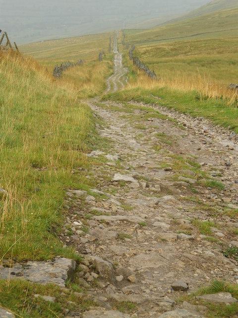 Cam High Road - Roman Road to Bainbridge