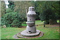 TQ5840 : Water Fountain, Woodbury Park Rd by N Chadwick