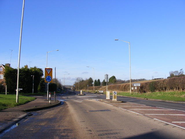 A1081 Luton Road, Kinsbourne Green