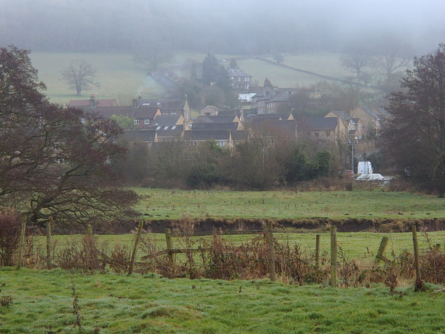 View to Rowsley
