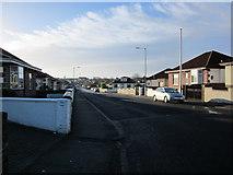 NS3421 : Lothian Road by Billy McCrorie