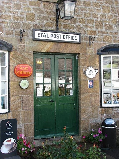 Etal Post Office