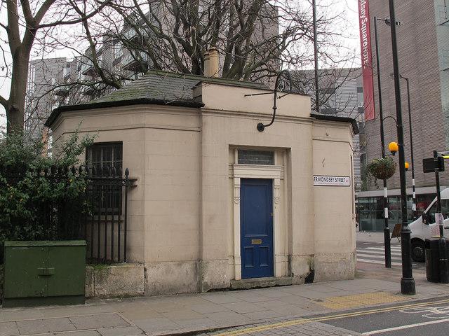 The Bermondsey Watch House