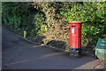 SK5337 : Highfields (University) postbox ref: NG7 204  by Alan Murray-Rust