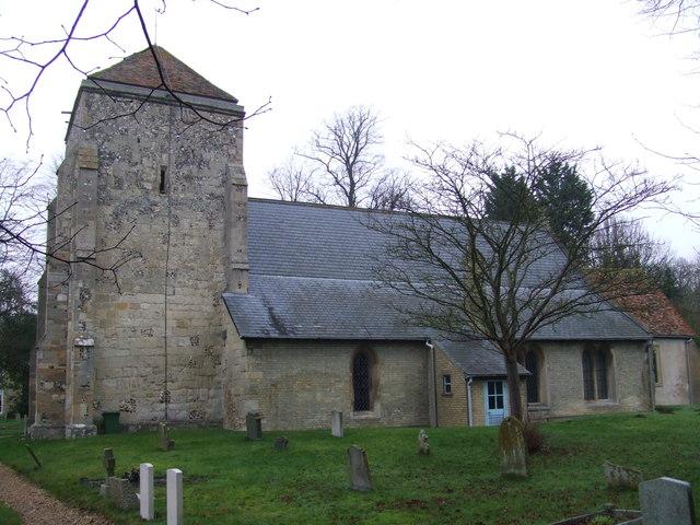 Shepreth Church