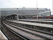 TQ3179 : London Waterloo railway station by Nigel Thompson
