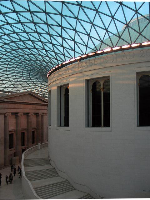 Great Court, British Museum