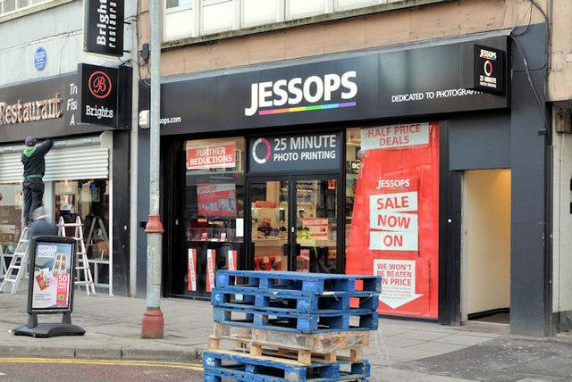 Jessops, Belfast