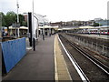 TQ1875 : Richmond railway and Underground station, London by Nigel Thompson
