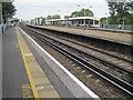 TQ2168 : New Malden railway station, London by Nigel Thompson