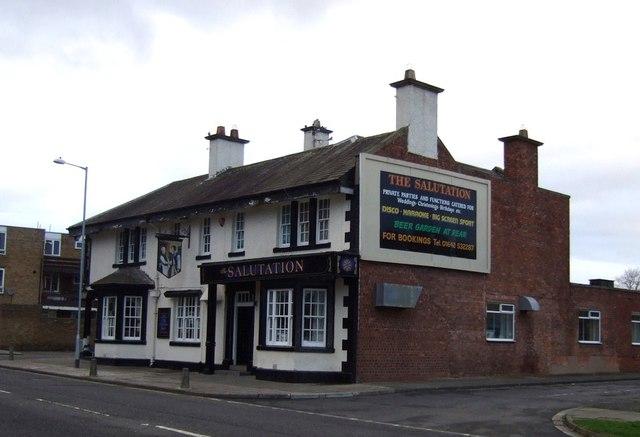 The Salutation pub