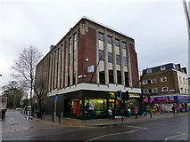 TQ3476 : McDonald's Rye Lane Peckham by PAUL FARMER