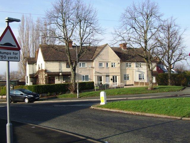 Council Housing - Park Lane