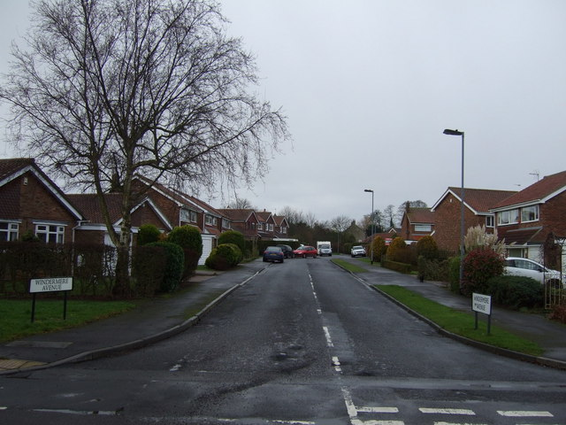 Windermere Avenue, Redmarshall
