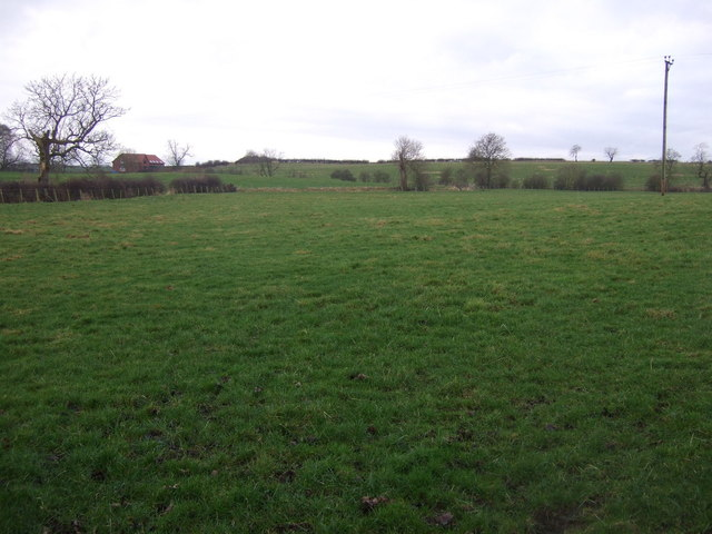 Farmland near Bishopton