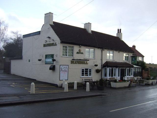 The Bluebell pub, Bishopton