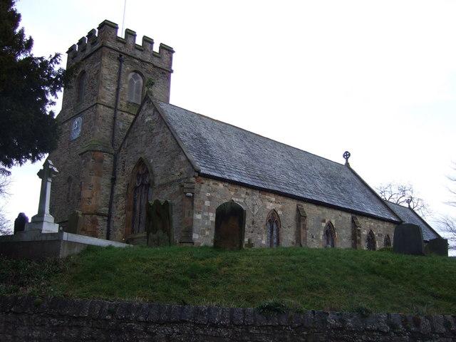 St Peter's Church, Bishopton