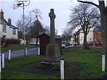 NZ3621 : War Memorial, Bishopton by JThomas