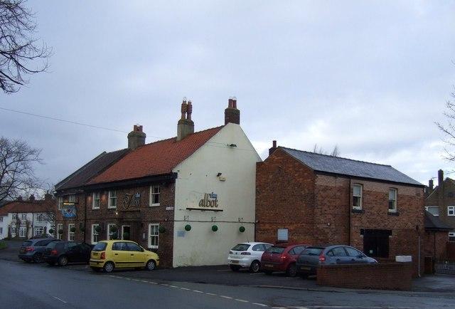 The Talbot pub, Bishopton