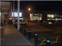 TQ2387 : Brent Cross South retail park by David Howard
