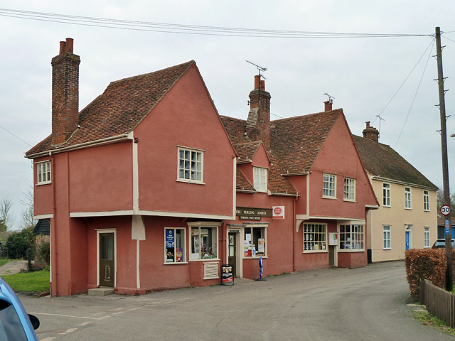 Terling Post Office