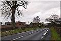 SO5376 : A4117 by Ian Capper