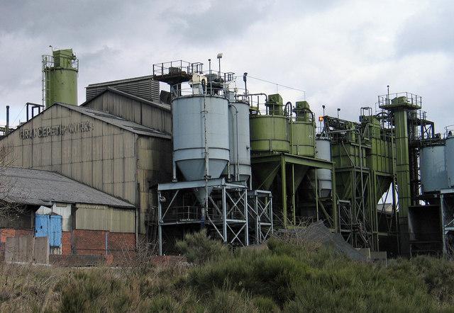 Brancepeth Coking Plant