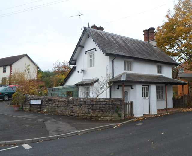 Grade II listed Pike Cottage, Chepstow