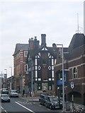 TQ2775 : The Windsor Castle Public house, Clapham Junction by David Anstiss