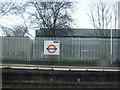 TQ3571 : Sydenham Station: Down platform, from a train by Christopher Hilton