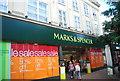TQ5839 : Sale at M&S by N Chadwick