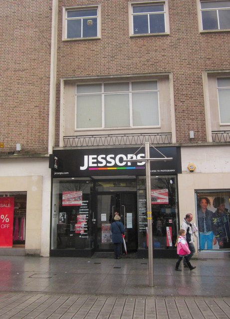 Jessops, Exeter