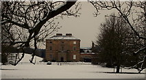 SK5451 : Papplewick Hall, NG15 by David Hallam-Jones