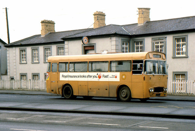 Leyland Leopard, Howth