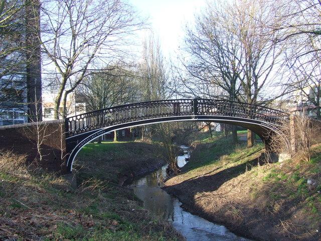 Vignoles bridge, Coventry