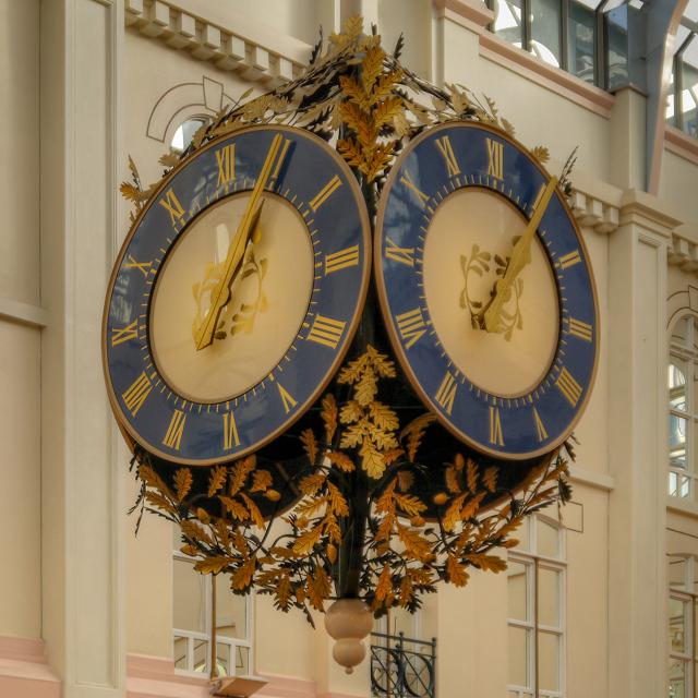 Marketgate Centre Clock