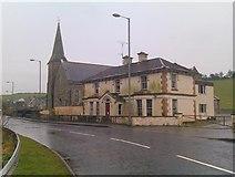 H4085 : Presbyterian Church, Newtownstewart by Kenneth  Allen