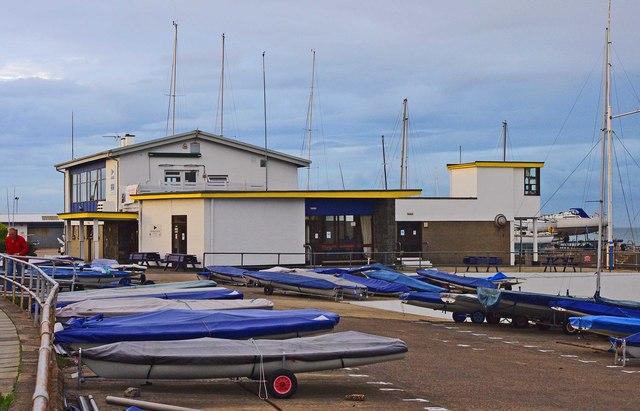 Ballyholme Yacht Club (1), Seacliff Road, Ballyholme, Bangor