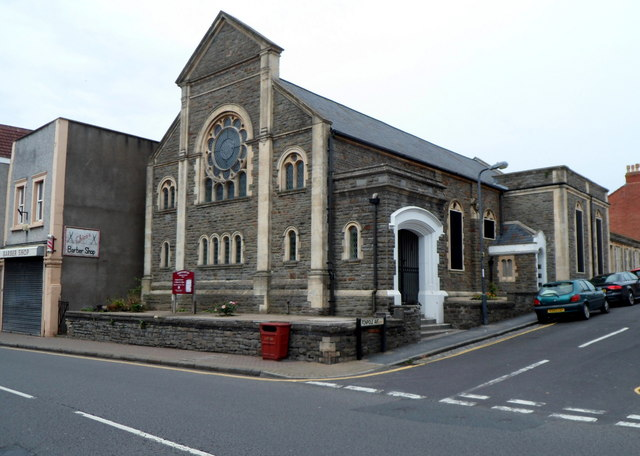 Shirehampton Methodist Church, Bristol