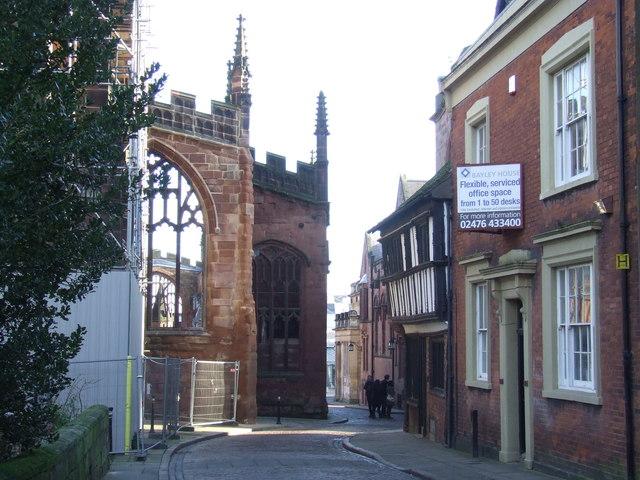 Bayley Lane, Coventry