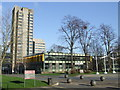 SP3379 : Coventry University buildings by Malc McDonald