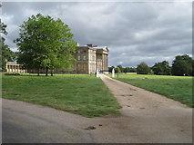 SJ5409 : Attingham Hall, Shropshire by Nigel Thompson
