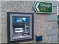 H4085 : Danske Bank ATM. Newtownstewart by Kenneth  Allen